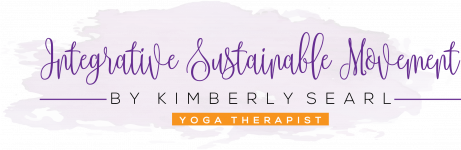 Integrative Sustainable Movement by Kimberly Searl Logo