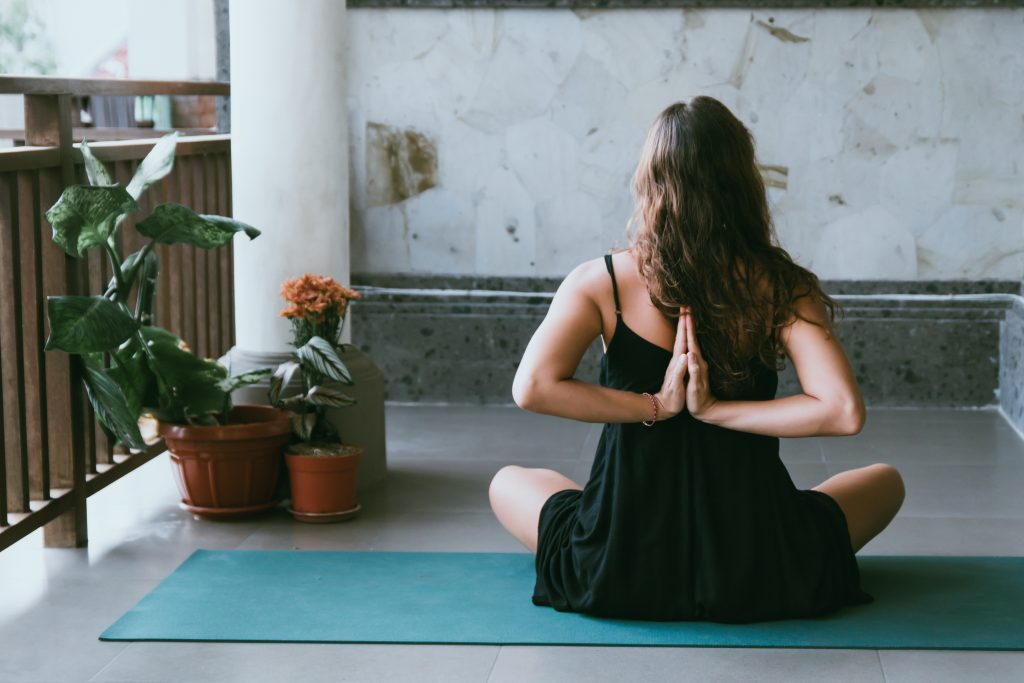 Health and disease in yoga
